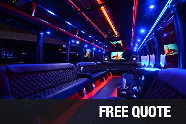 scottsdale party bus