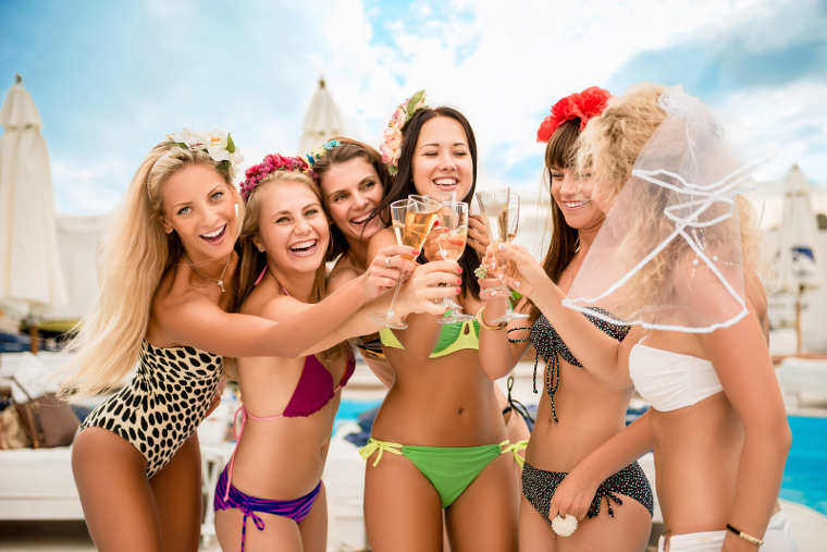 Bachelorette Party Bus Limo Scottsdale