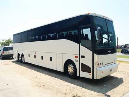 Scottsdale 56 Passenger Charter Bus